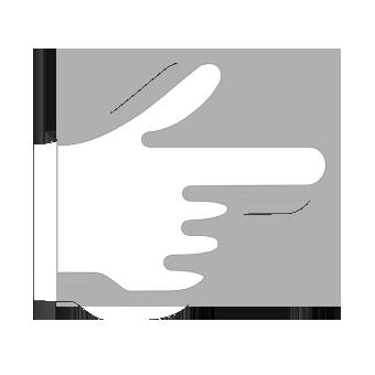 doigt. droite png