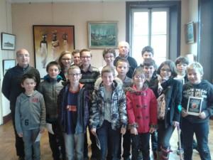 photo jeunes élus du CMJ 2013 reduite