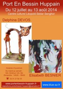 affiche besnier Devos2