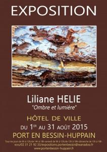 affiche Liliane Hélie