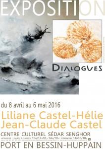affiche Hélie Castel
