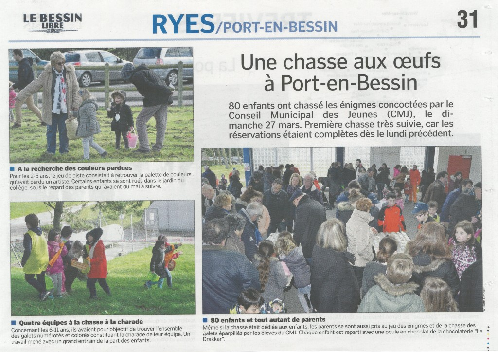 chasse aux oeufs articles presse (2)