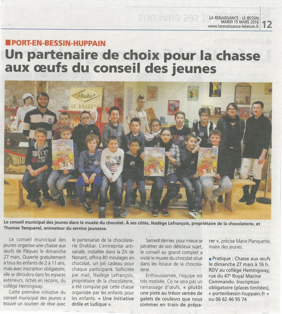 chasse aux oeufs articles presse (3)