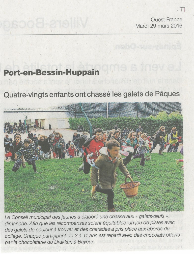 chasse aux oeufs articles presse (5)
