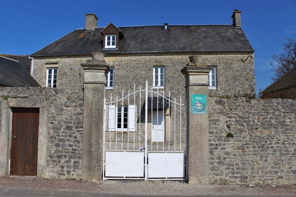 Campings g tes chambres d 39 h tes port en bessin huppain - Camping la prairie port en bessin huppain ...