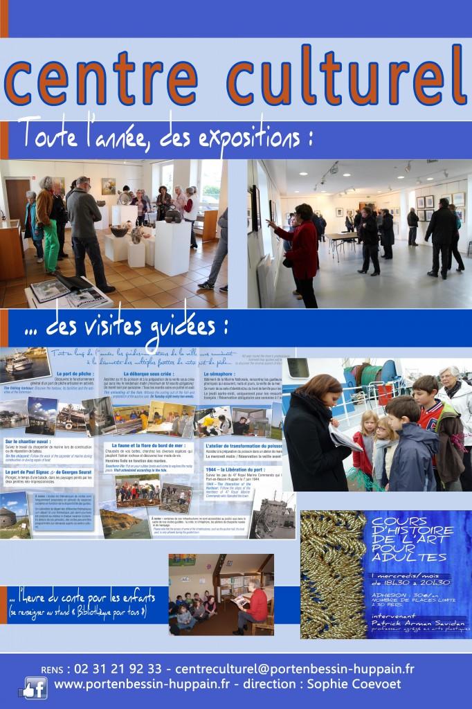panneau forum associations pour activités du centre culturel copie
