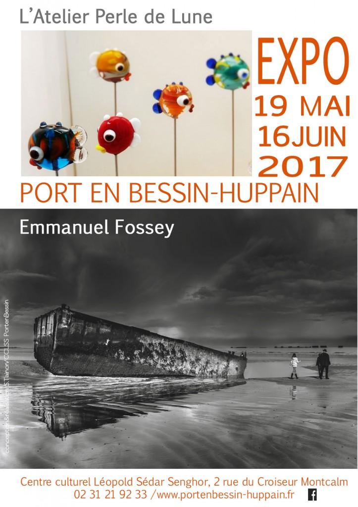 affiche Fossey perle de lune