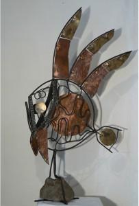 poisson de cuivre