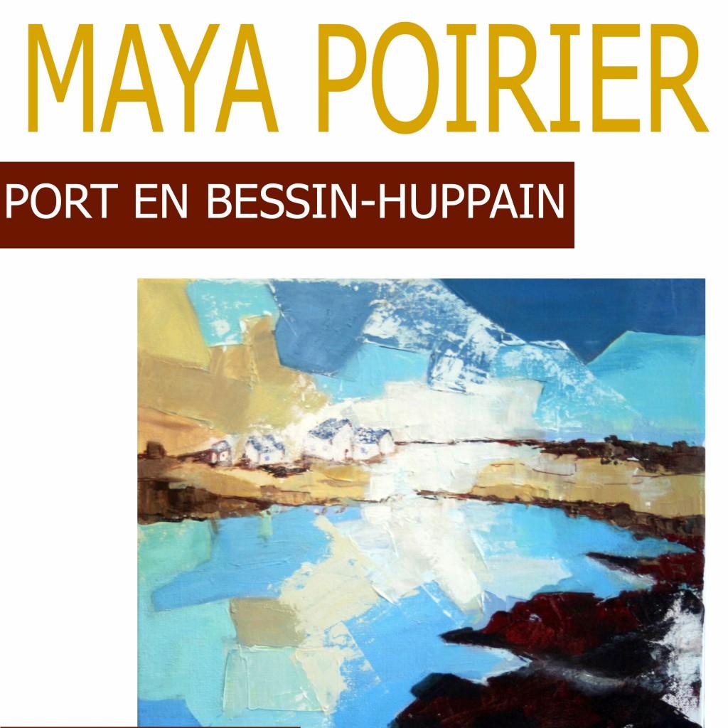 affiche Maya Poirier (2)