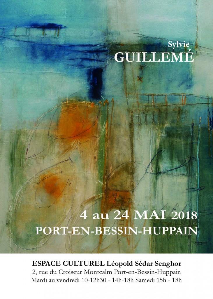 Affiche Port en Bessin 2018