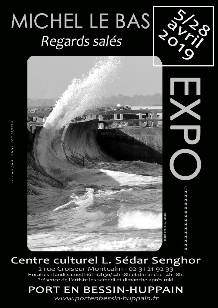 affiche expo M.Lebas