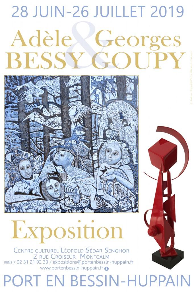 affiche Bessy Goupy