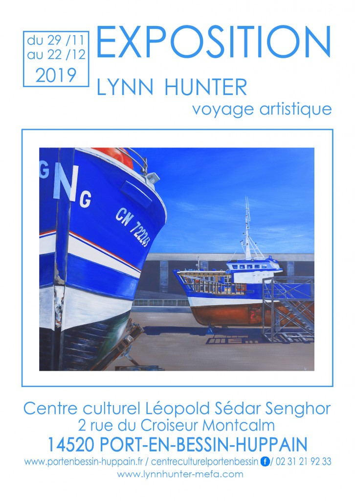 Lynn Hunter affiche