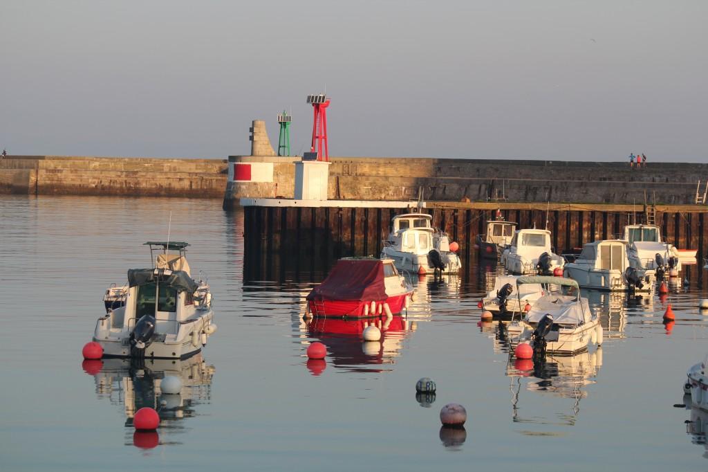 avant port - musoir rouge et port de plaisance - 15.10.17 - SC