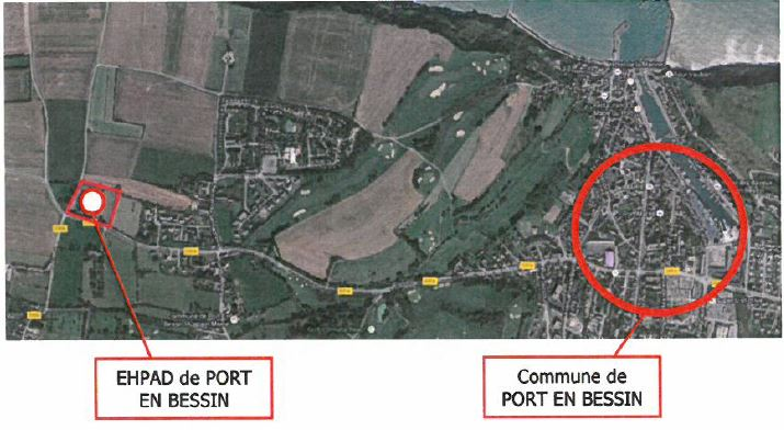 route ehpad