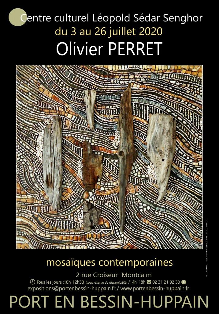 affiche Olivier Perret