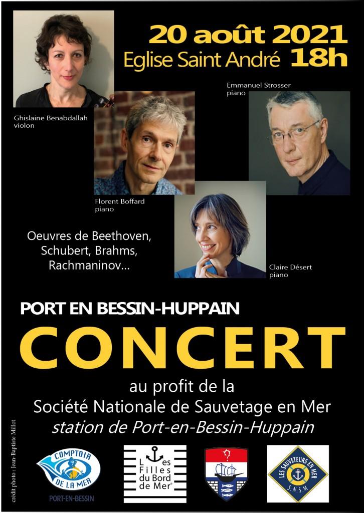 flyers concert snsm